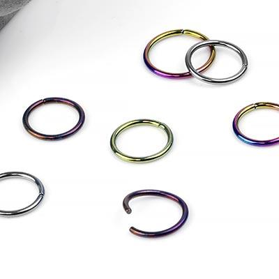 Niobium Seamless Rings