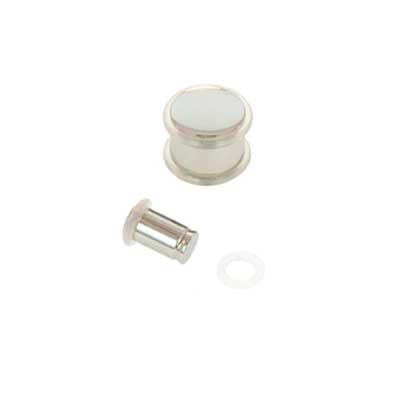 PRE-ORDER Titanium No Flare Plug