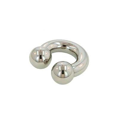 PRE-ORDER Steel Circular Barbell