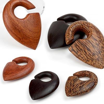 Wood Pendulum Weights