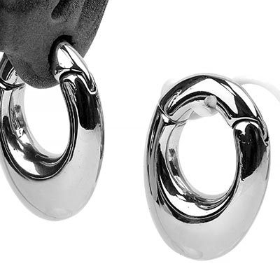Steel Oval Weights