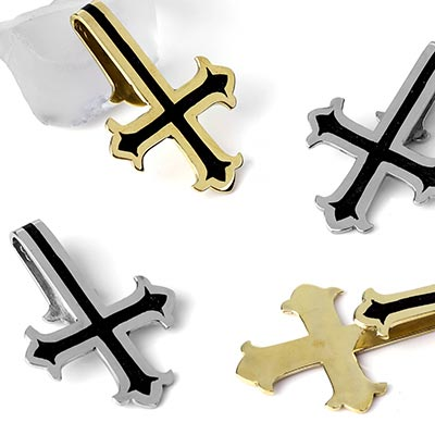 Gothic Cross Weights