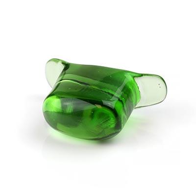 Emerald Glass Labret
