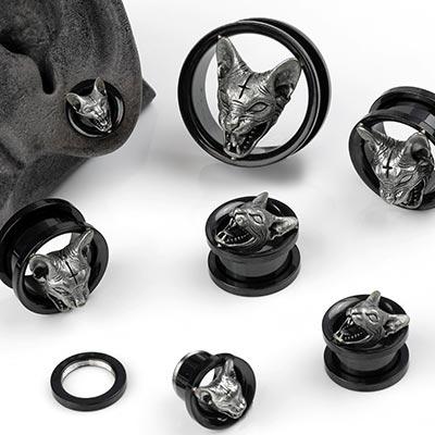 Steel Hell Cat Eyelets