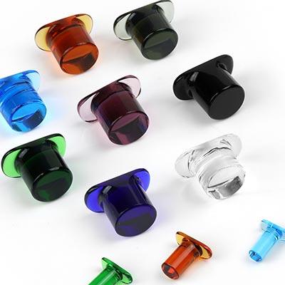 Glass Labret
