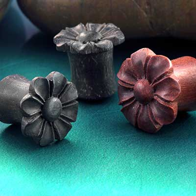 Wood Wildflower Plugs