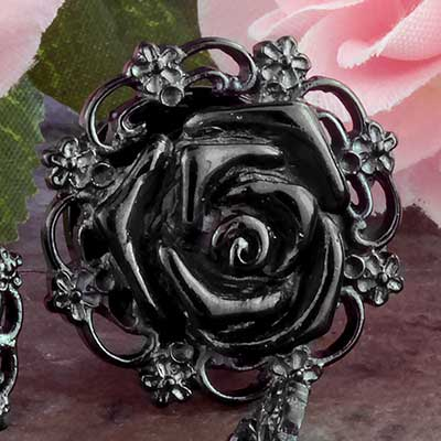 Screw Fit Rose Plug