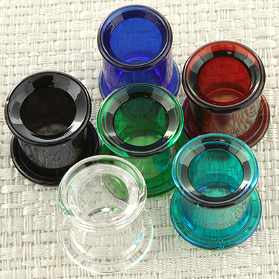 Glass Double Flare Eyelets
