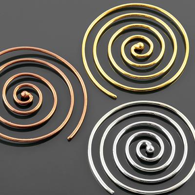 Mini Spirals