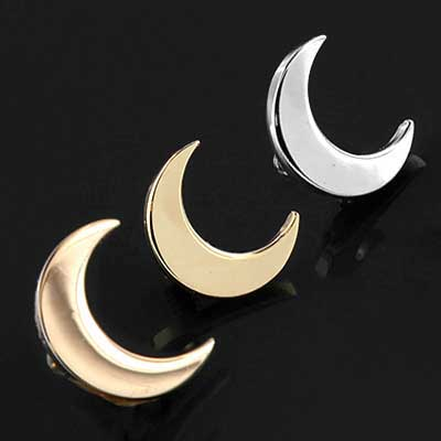 PRE-ORDER 18k Gold Moon End