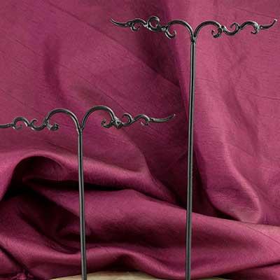 Iron Jewelry Stand