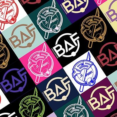 BAF Sticker